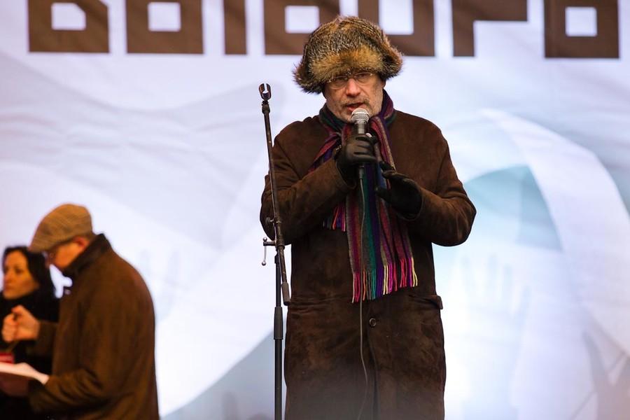 """Акунин назвал """"Эхо Москвы"""" - последним островком свободы"""