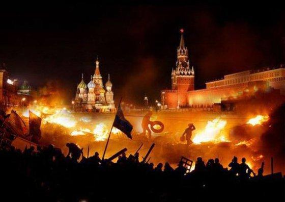 Как Росгвардия защитит страну от Майдана