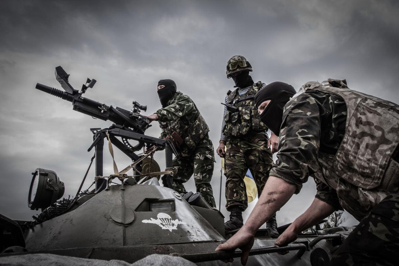 Украинские силовики захватили фильтровальную станцию ДНР