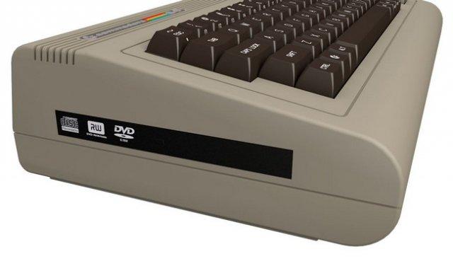 C64x – современный ПК в корпусе старого Commodore 64x