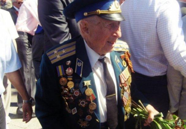 На Украине ветерана Великой …