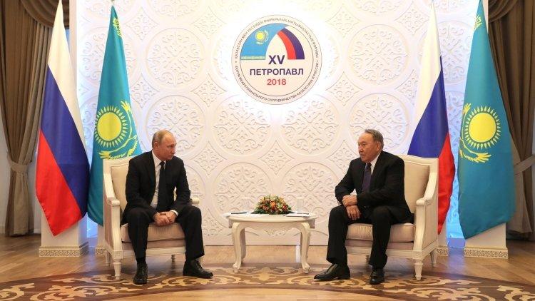 Путин поздравил президента К…