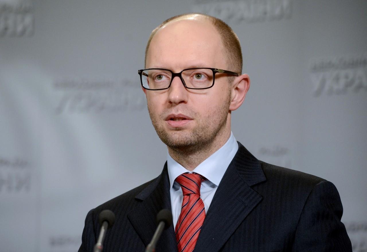 Россия заочно арестовала бывшего премьер-министра Украины Арсения Яценюка