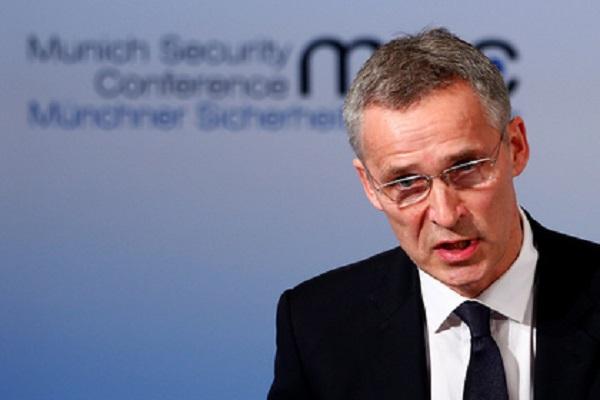 Столтенберг завил о важности контактов между Россией и НАТО