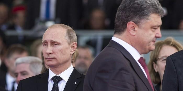 """Главред """"Независимой газеты"""" раскрыл детали полуторачасового разговора Путина и Порошенко"""