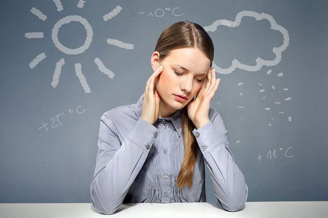 Болезнь цивилизации. Почему от перемены погоды болит голова?