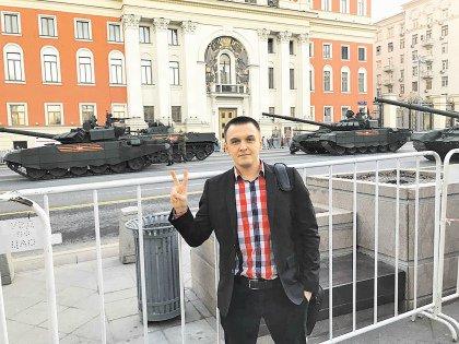 Шляхтич-задира. Откуда взялся на ТВ Томаш Мацейчук – и поляк ли он?