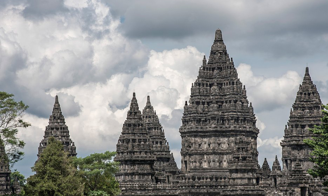 Потрясающие храмовые комплексы