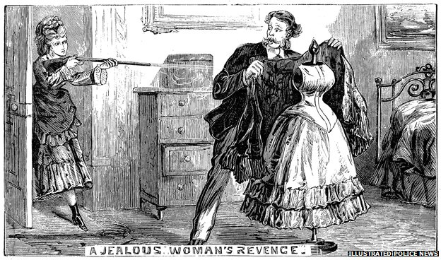 Подборка самых абсурдных смертей Викторианской эпохи