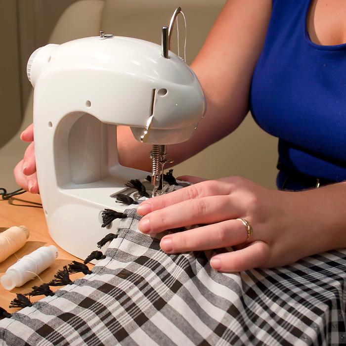 Всё о технологии шитья