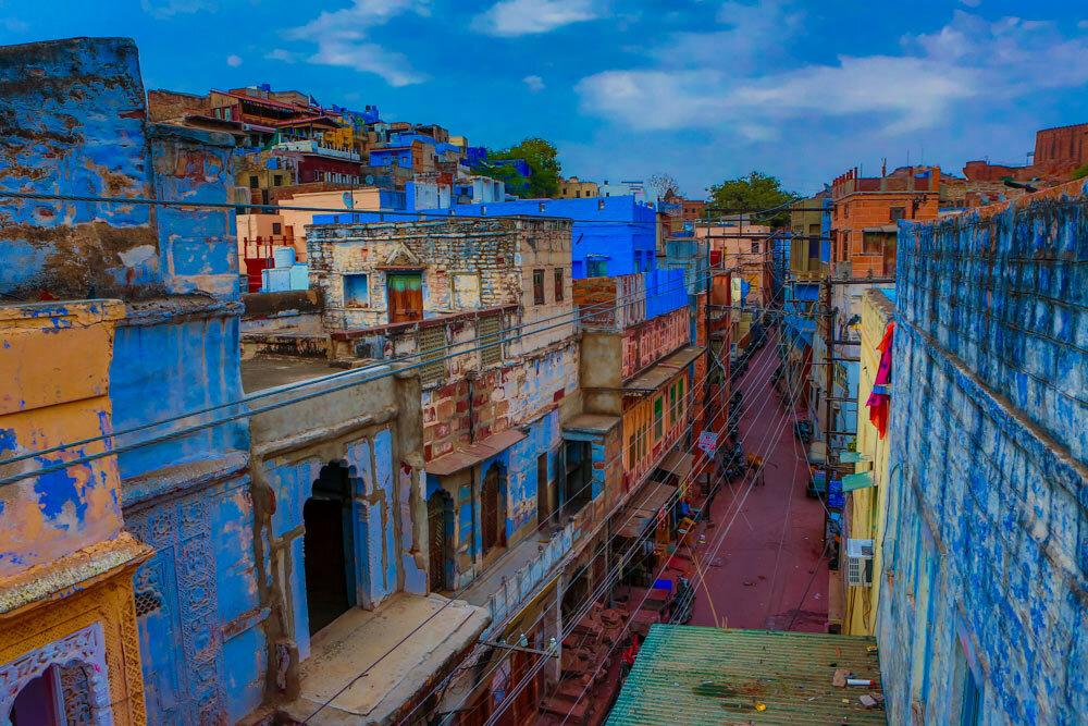 Самые красочные места Раджастана: Голубой, Розовый и Золотой города Индии