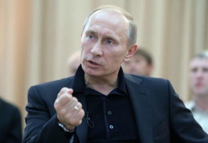 """""""Железный кулак Путина"""": Кре…"""
