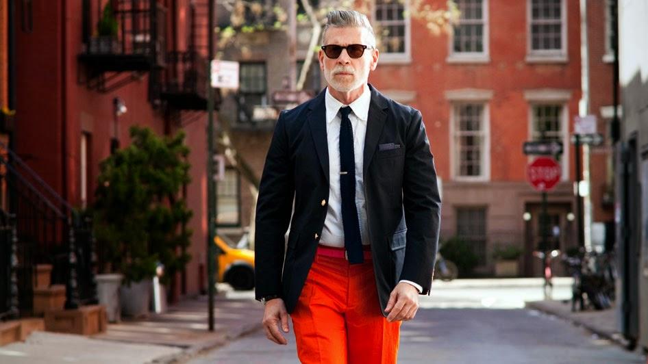 был модный стиль мужчин старше 45 электронный полис РЕСО