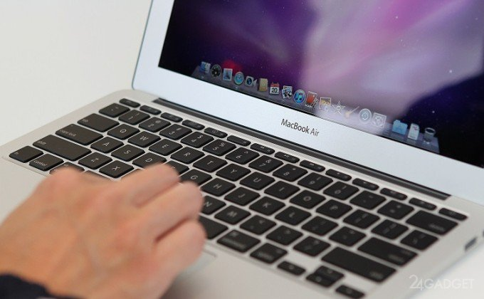 Китайский клон 13-дюймового MacBook Air