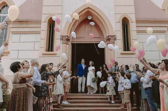 Свадьба Ребеки и Ренато. Фото: Giovani Pierre.