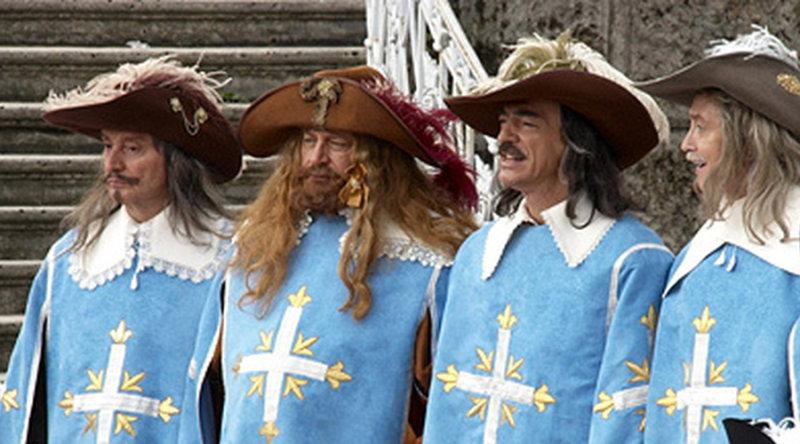История Д'Артаньяна: вся правда о королевских мушкетерах
