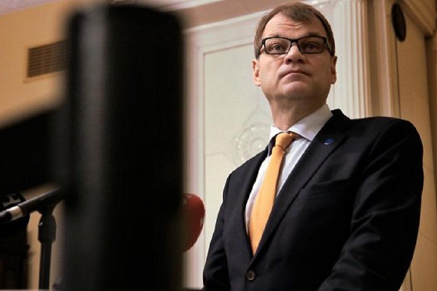 Финское правительство из-за провала реформы соцздрава ушло в отставку