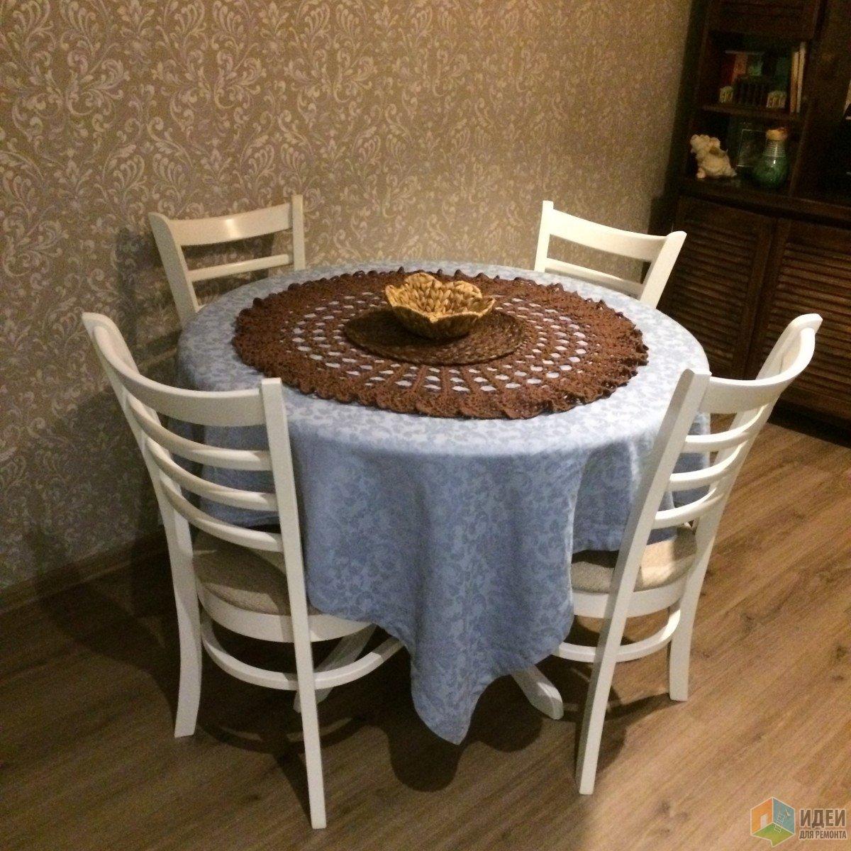 Бирюзовая кухня - что получилось-добавила фото с обновлением