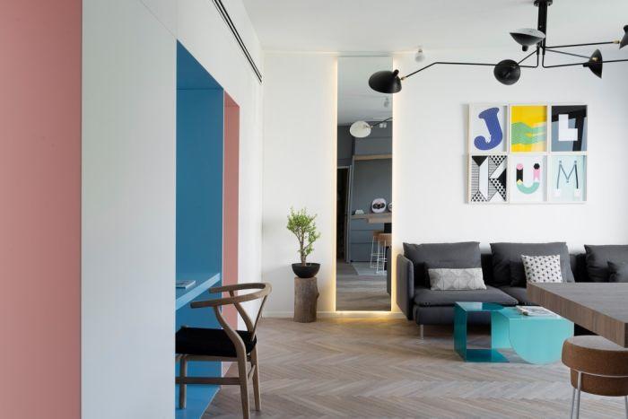 Как оформить маленькую квартиру: 5 секретов, которые стоит взять на заметку