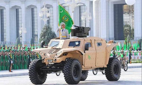 """Готовиться ли туркменской армии ко """"встрече"""" с игиловцами после заявлений американского генерала?"""