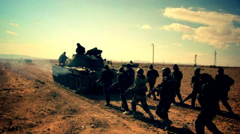 Не всё так просто и радужно. Что стоит за непробиваемостью игиловского укрепрайона Эль-Курия — Вади-Бакиях?