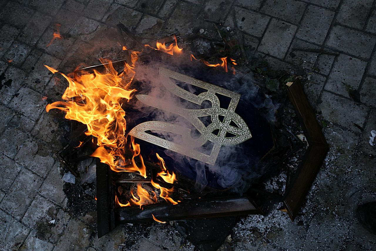 Ученые из США знают точно: сейчас на Украине идет гражданская война