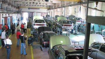 На Украине обанкротился автосборочный завод