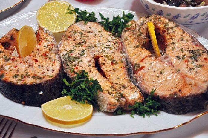 Сочная, невероятно вкусная рыба в фольге!