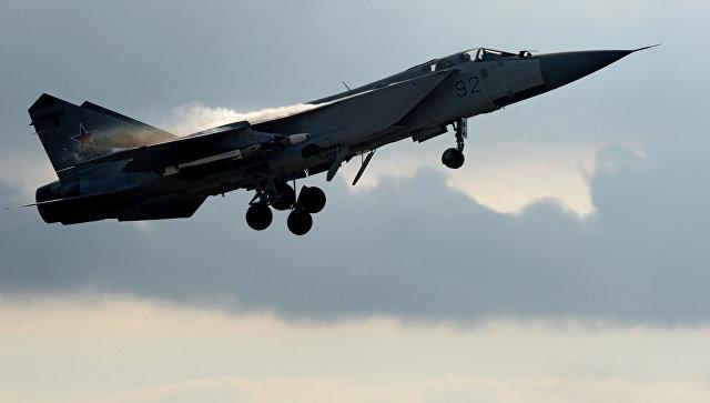 Российские ВКС 14 раз за неделю перехватили самолеты-разведчики
