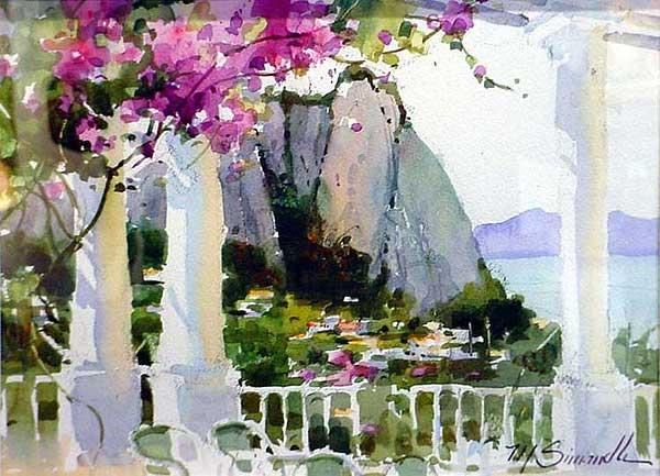 Солнечные блики и яркие краски жизни в радостных картинах Мэрилин Симандл