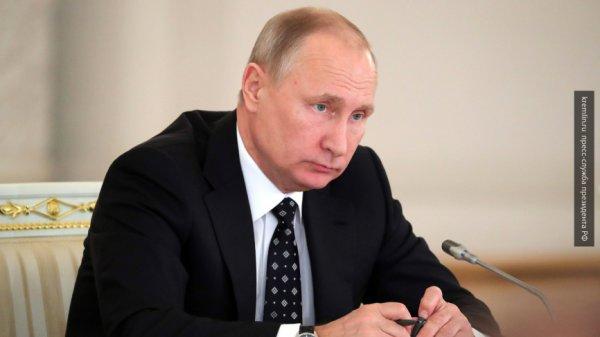 Владимир Путин обсудил с Эрдоганом российско-турецкое сотрудничество