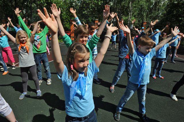 Лагерь прямо в школе. «Московская смена» пройдёт и этим летом