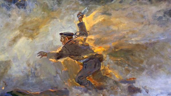 Почему Михаила Паникаху прозвали «Сталинградским Данко»