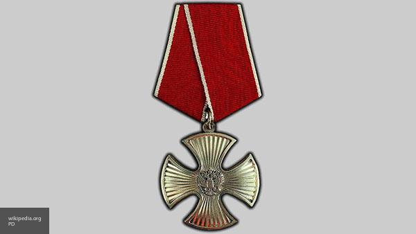 Виталий Чуркин посмертно приставлен к Ордену Мужества