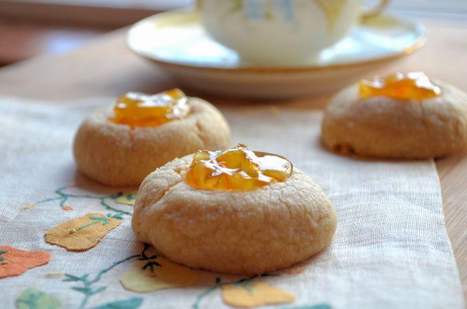 Печенье с конфитюром