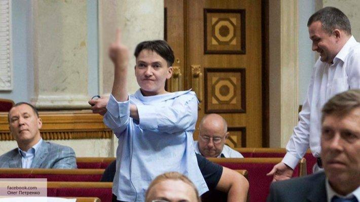 Я больше как баран на бойню ради политиков не пойду, нас кинули:  Савченко в прямом эфире призвала народ не идти в АТО