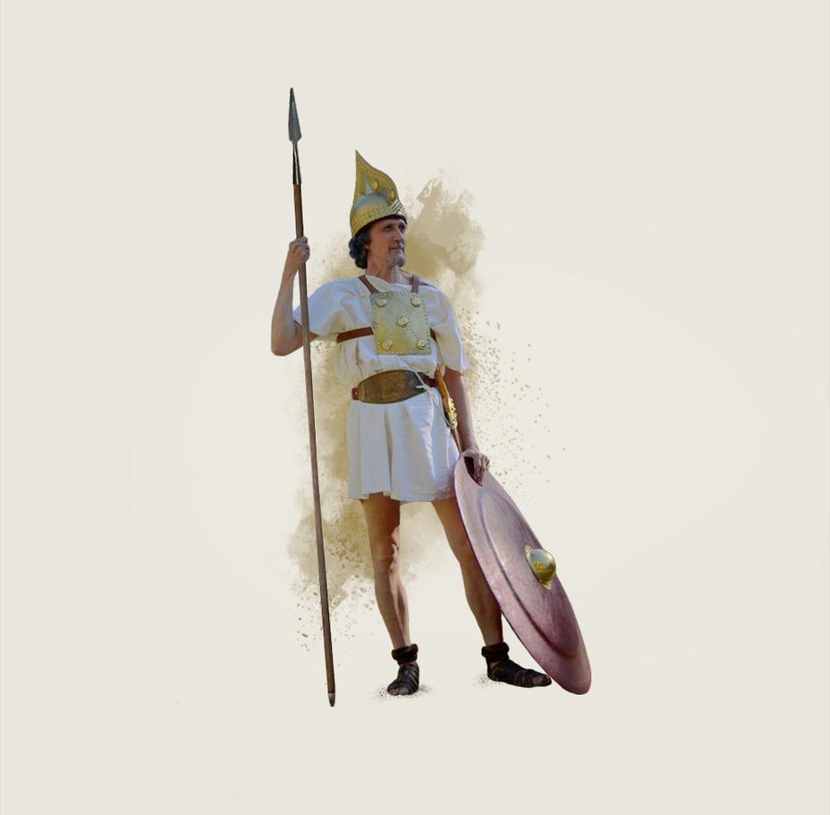 Экипировка античных воинов: римлянин царской эпохи