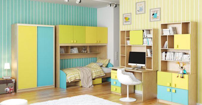 Из чего должна быть мебель для детской