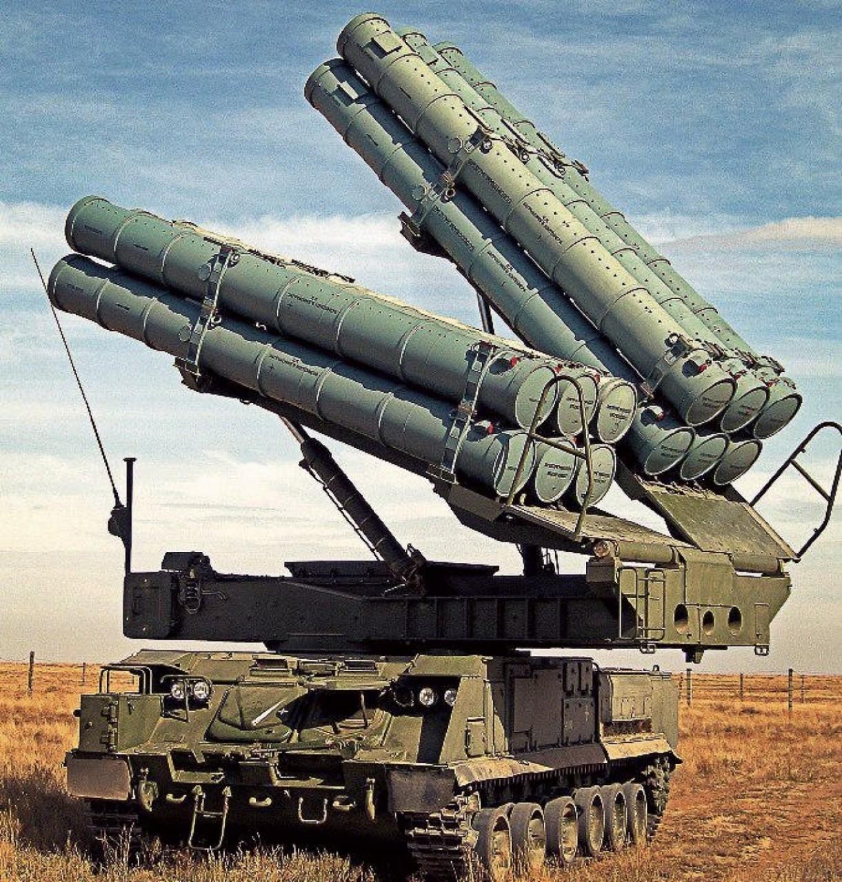 Гендиректор НИИП имени Тихомирова Юрий Белый: «Среди мобильных ЗРК средней дальности равных комплексу «Бук-М3» по боевой эффективности не существует»