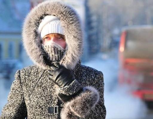 Рождество 2017 – самая холодная ночь за последние 120 лет