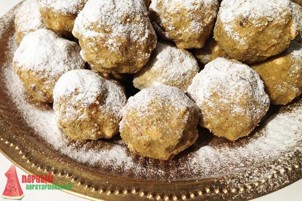Индийские сладости. Ладу – классический рецепт