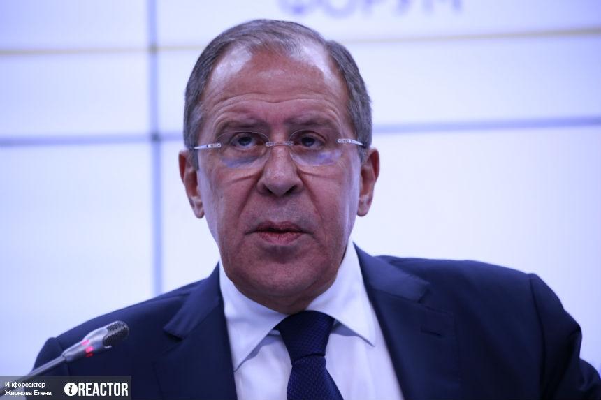 Лавров высмеял предложение нардепа Украины Артеменко «об аренде Крыма»