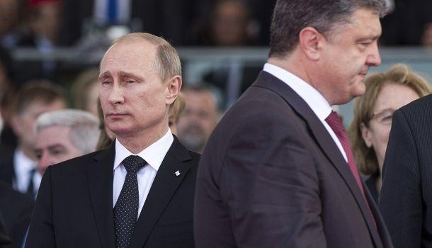 Порошенко отказался варить кашу сПутиным