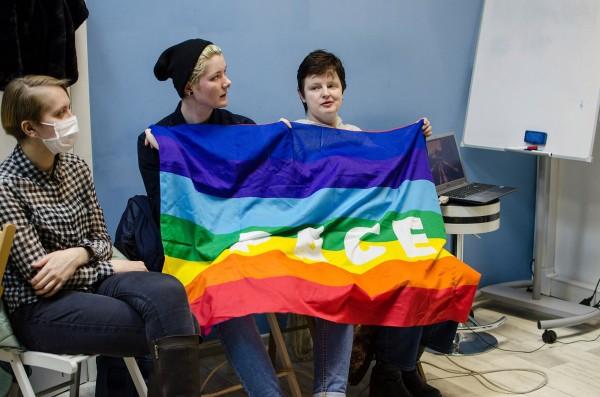 Первая в России  женская коммуна феминисток в  сельской местности... (это не реклама!)