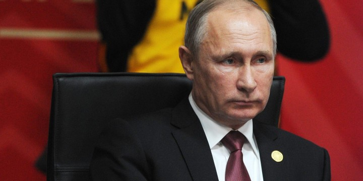 Владимир Путин о действиях США в Сирии: «Скучно, девочки»