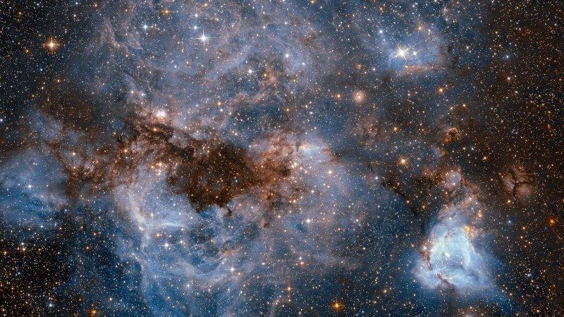 Ученые NASA исследуют пространство между звездами в ходе миссии CHESS