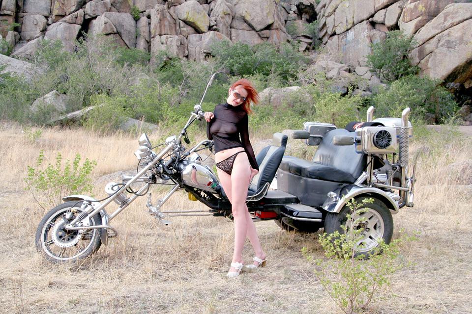 Мотоцикл своими руками видео бесплатно