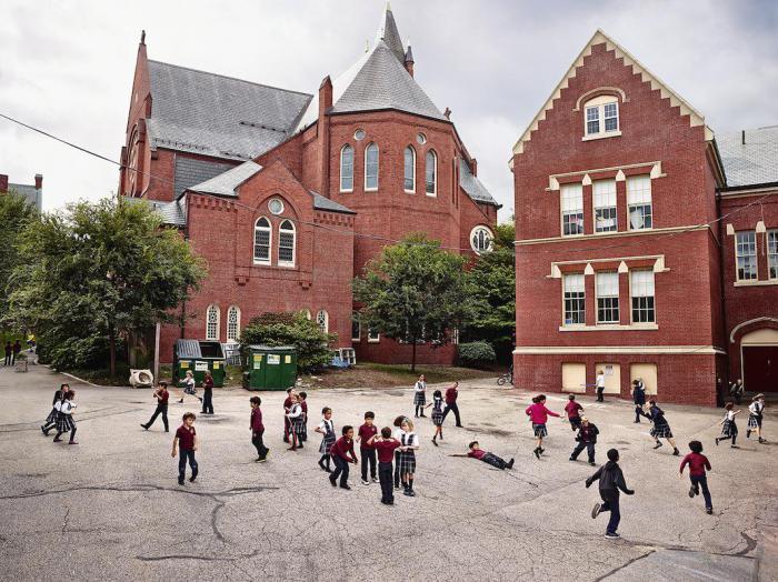 10 самых необычных школ мира