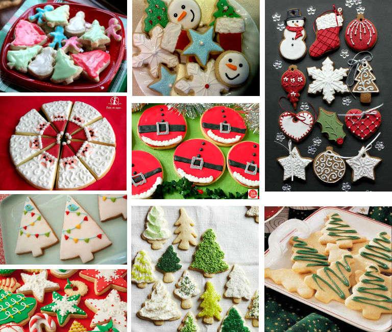 Как приготовить новогоднее печенье рецепт