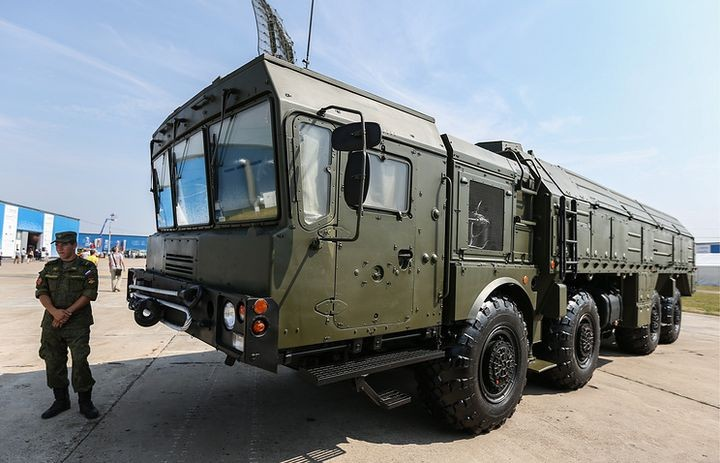Чем вооружилась армия России в III квартале 2016 года
